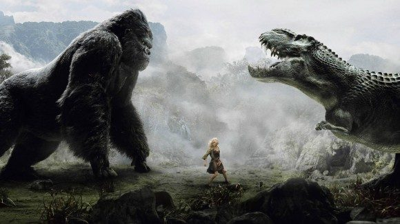 Promotional image from 'King Kong (2005)'