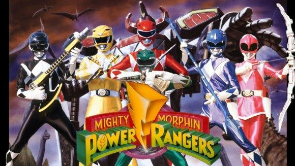 Paramount Announces Yet Another 'Power Rangers' Reboot