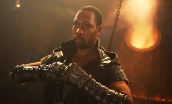 RZA directed and starred in 'Man With the Iron Fists'