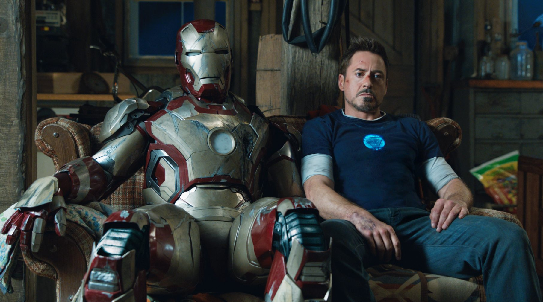 "'Captain America 3' Will Feature Robert Downey Jr. as Iron Man in ""Civil War"" Storyline"