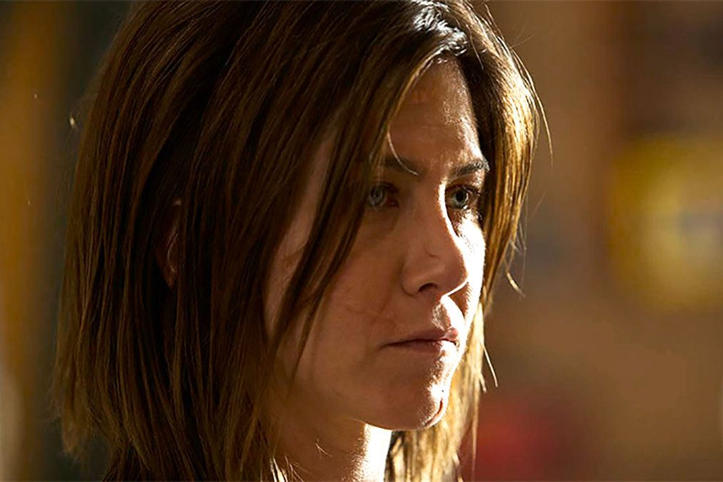 Jennifer Aniston is 'The Fixer'