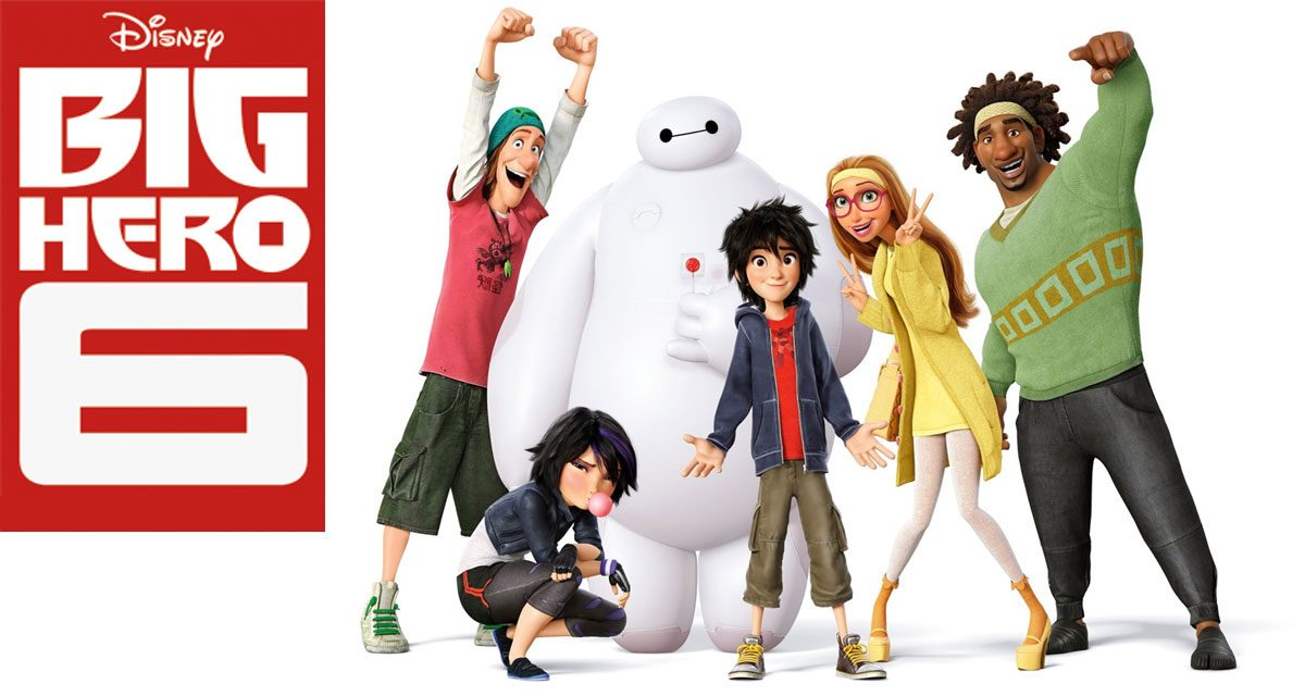 Let S Talk About Big Hero 6 Mxdwn Movies