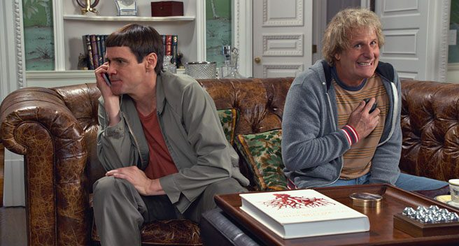 'Dumb and Dumber To' Funded by Stolen Money
