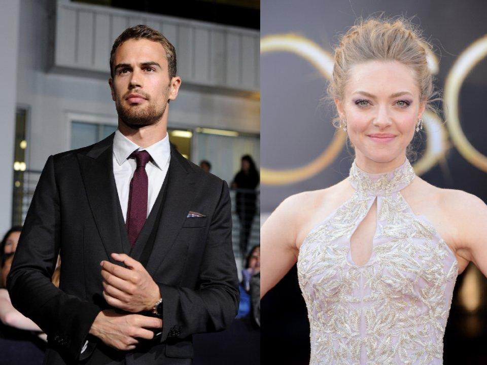 Amanda Seyfried and Theo James to Headline 'Black Lung''