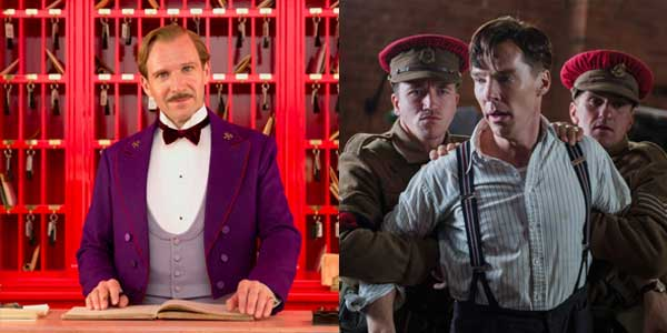 'Grand Budapest' and 'Imitation Game' Win WGA Awards