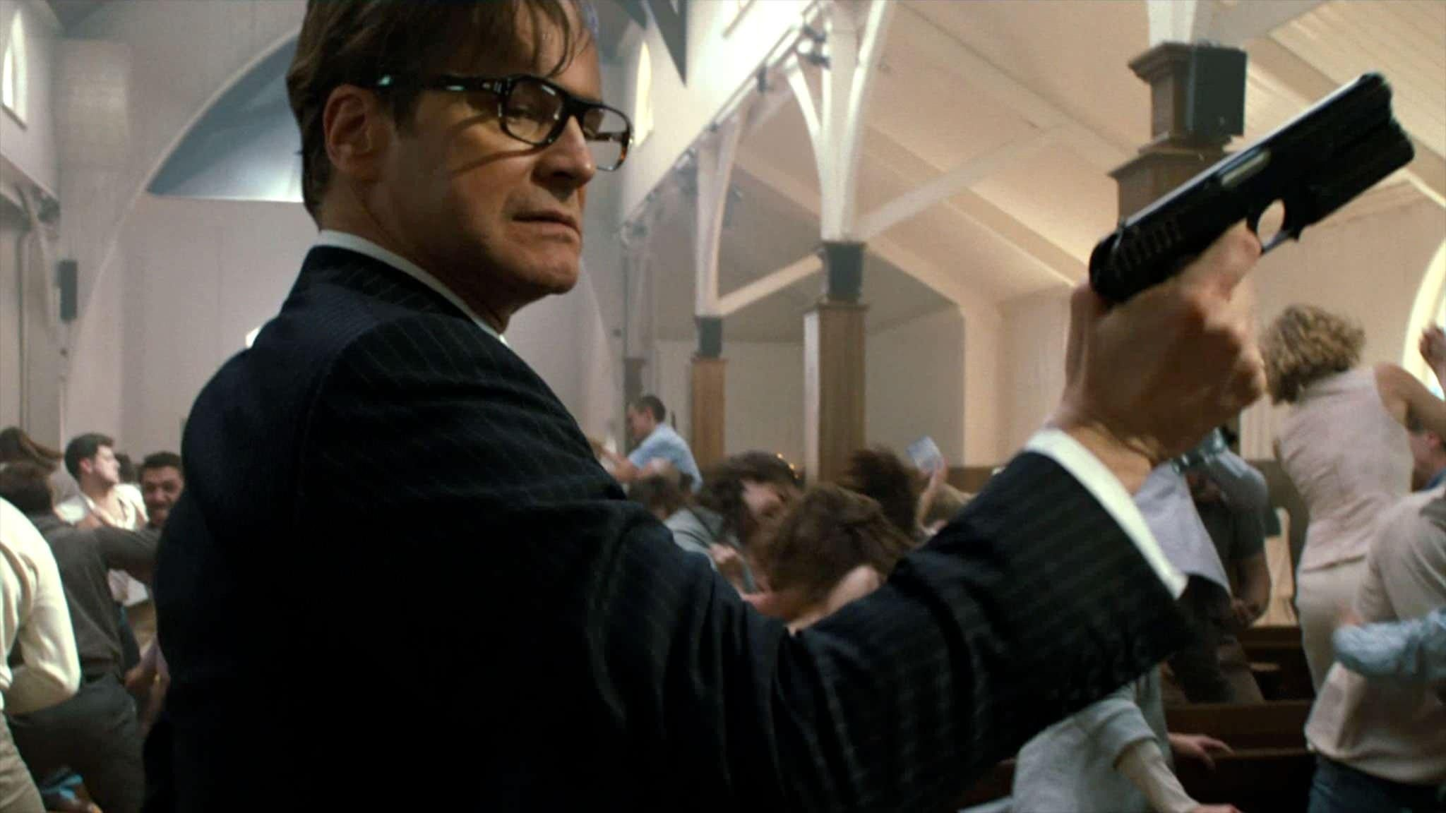 Let's Talk About...'Kingsman: The Secret Service'