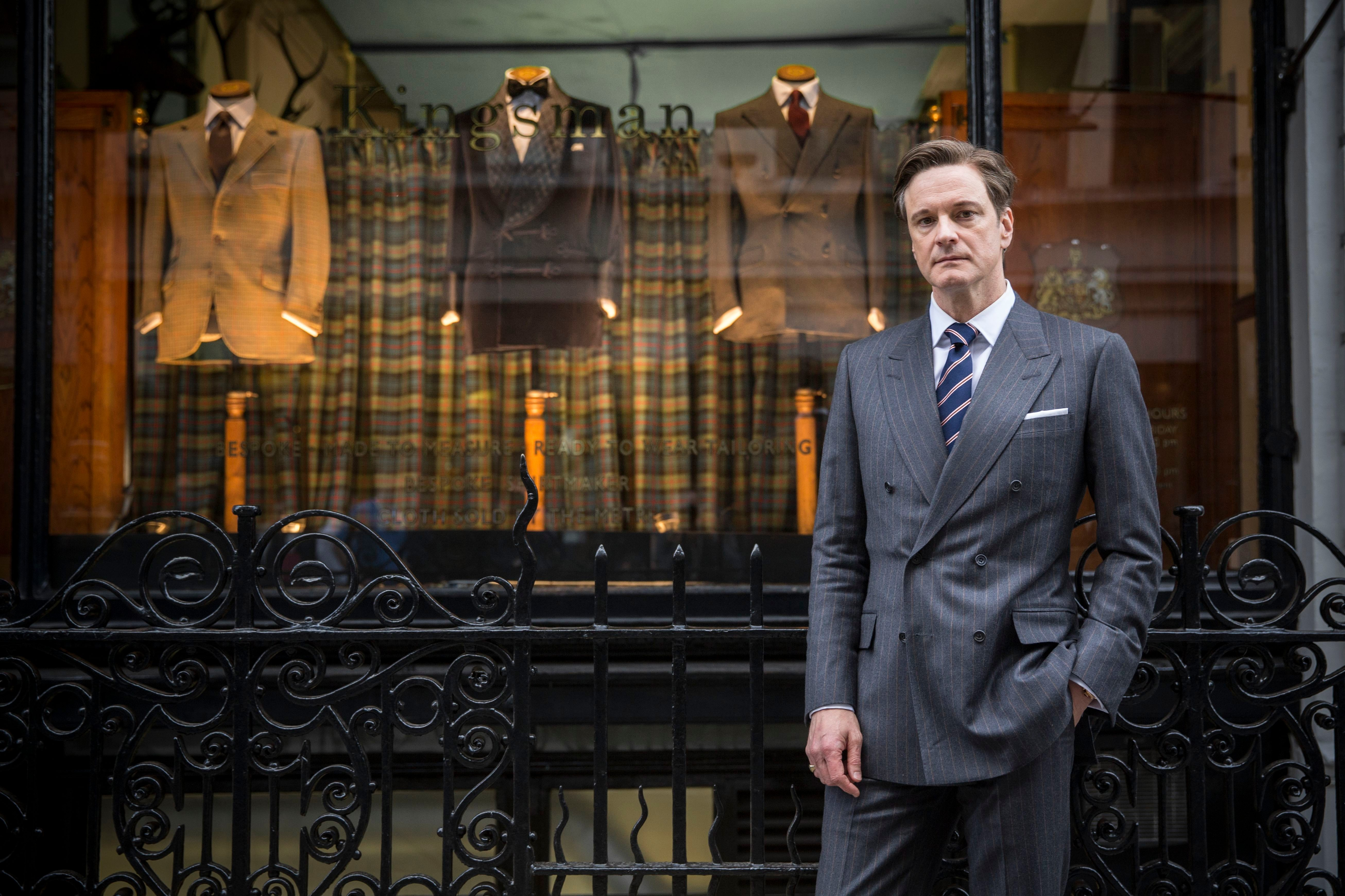 Movie Review - 'Kingsman: The Secret Service'