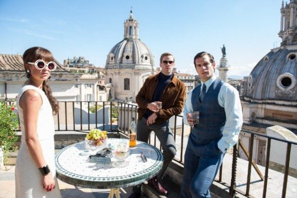 Watch Henry Cavill in 'The Man From U.N.C.L.E' Trailer