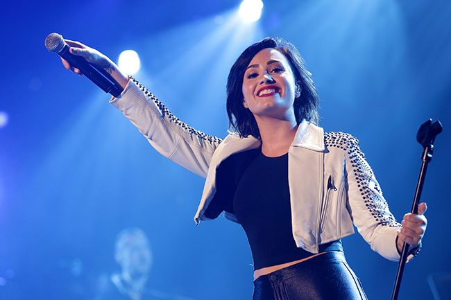 Demi Lovato to Lend Vocals to the 'Charming' Animated Movie