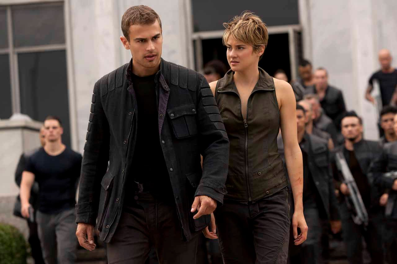 Shailene Woodley Fights Back in New 'Insurgent' Trailer