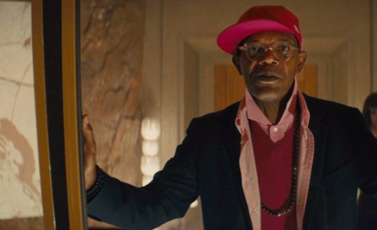 Samuel L. Jackson in Talks for Tim Burton's 'Miss Peregrine'