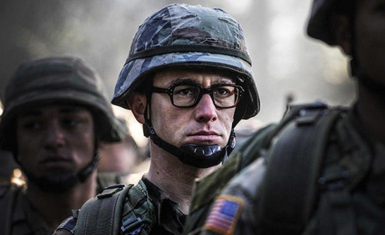 First Look at Joseph Gordon-Levitt in Oliver Stone's 'Snowden'