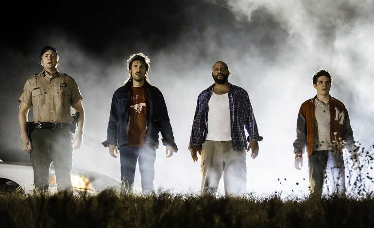 Check Out the Trailer for Sci-Fi Comedy 'Lazer Team'