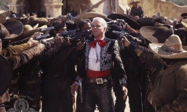 Steve Martin Joins Ang Lee's 'Billy Flynn's Long Halftime Walk'