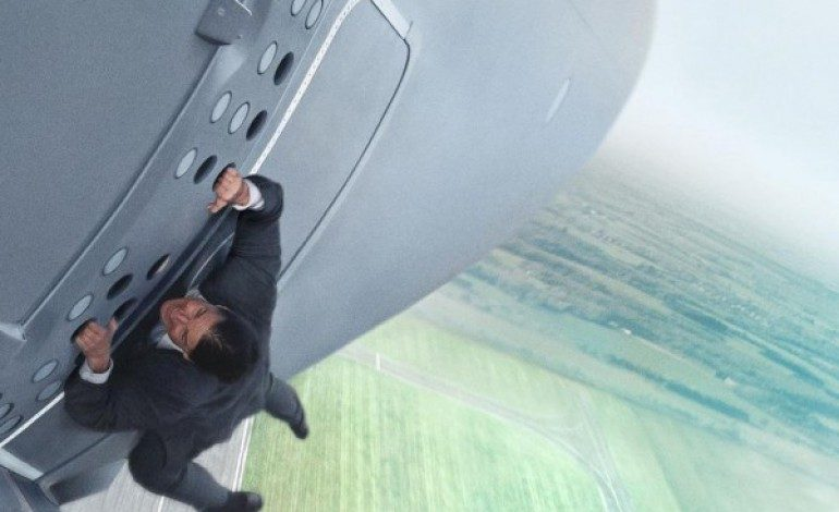 Director Christopher McQuarrie May Return for 'Mission Impossible 6'