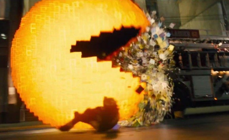 Retro Video Games Come To Life in 'Pixels' Trailer