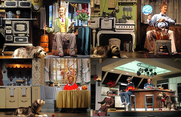 "Scenes from the ""Carousel of Progress"""