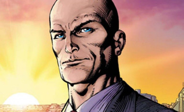 First Image of Jesse Eisenberg as Lex Luthor in 'Batman v. Superman: Dawn of Justice'