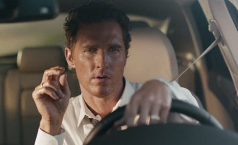 Matthew McConaughey Nabs Lead in 'The Billionaire's Vinegar'