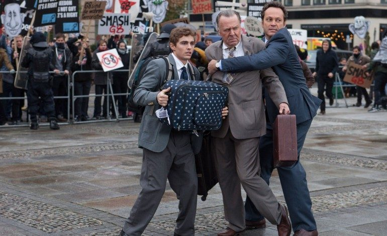 Movie Review – 'Unfinished Business'