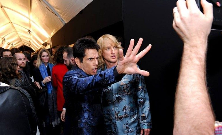 'Zoolander 2' Made Official, Ridiculously Good Looking Models Storm the Runway
