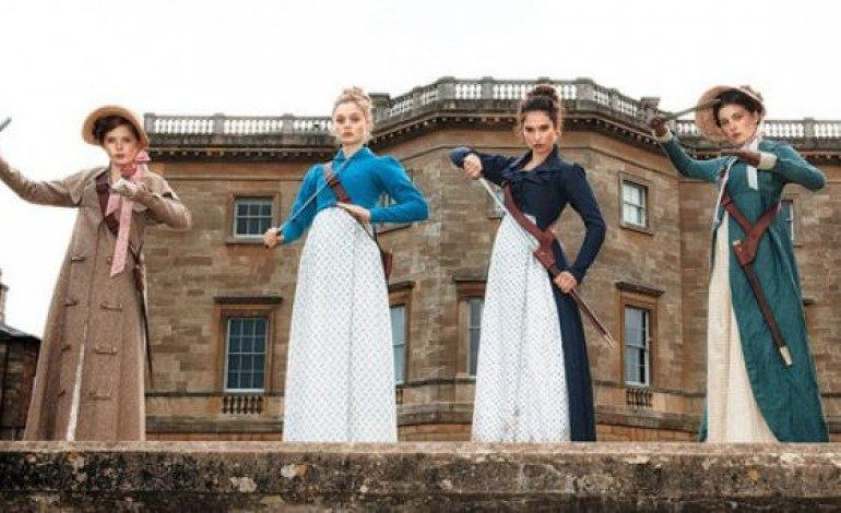 'Pride And Prejudice And Zombies' Gets a Release Date