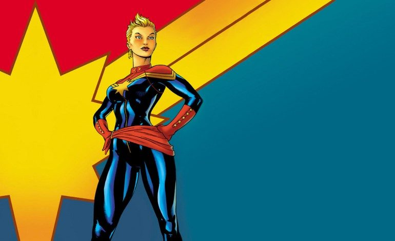 Marvel Puts Together a Female Writing Team to Script 'Captain Marvel'