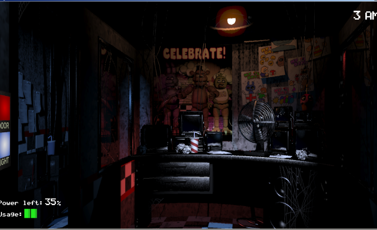 Are You Ready for a 'Five Nights At Freddy's' Movie?