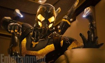 Here's Your First Look at Yellowjacket's Armor for this Summer's 'Ant-Man'