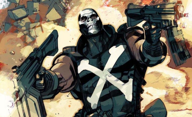 Check Out the First Images of Frank Grillo as Crossbones in 'Captain America: Civil War'
