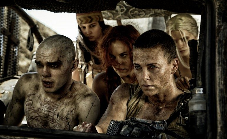 George Miller, Tom Hardy, Charlize Theron, and Nicholas Hoult Talk 'Mad Max: Fury Road' in Cannes