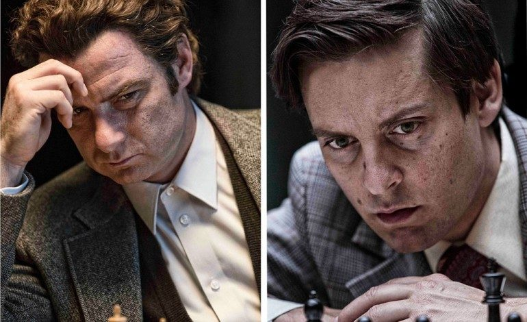 Watch Tobey Maguire as Chess Legend Bobby Fischer in the Trailer for 'Pawn Sacrifice'