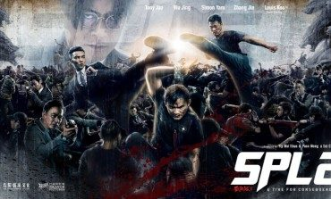 Tony Jaa Still Looks Ready for a Fight in Three More 'SPL 2′ Posters