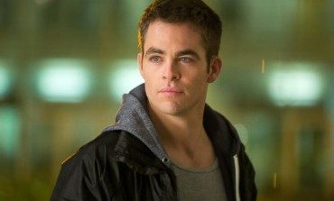 Chris Pine Officially On Board to Star Alongside Gal Gadot in 'Wonder Woman'
