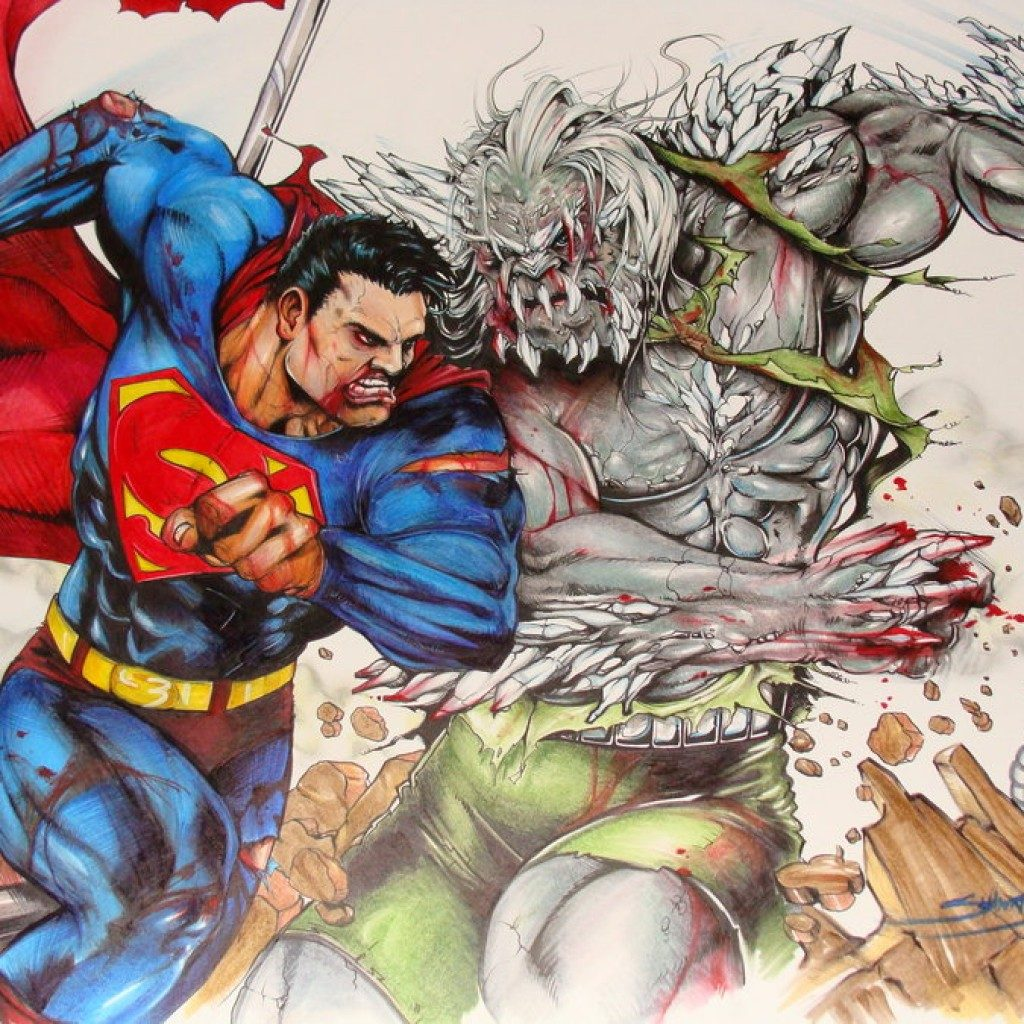 Doomsday Will Be A Major Villain In Batman V Superman Dawn Of