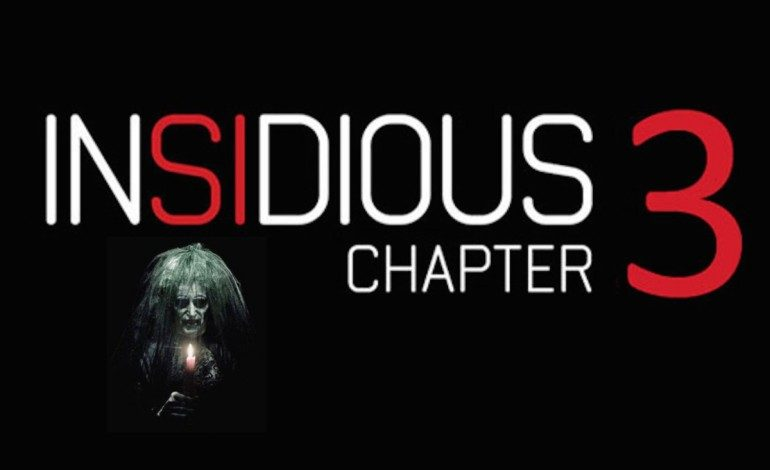 Movie Review – 'Insidious: Chapter 3'