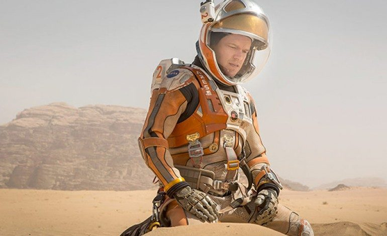 First Photos Revealed for Ridley Scott's 'The Martian'
