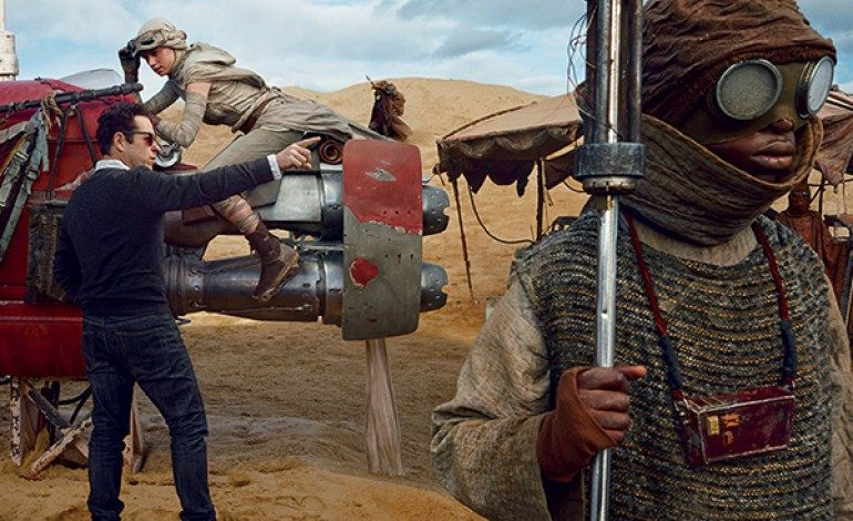 Vanity Fair Reveals First Look at Adam Driver, Lupita Nyong'o & More in 'Star Wars: The Force Awakens'