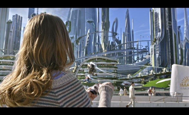 Movie Review – 'Tomorrowland'