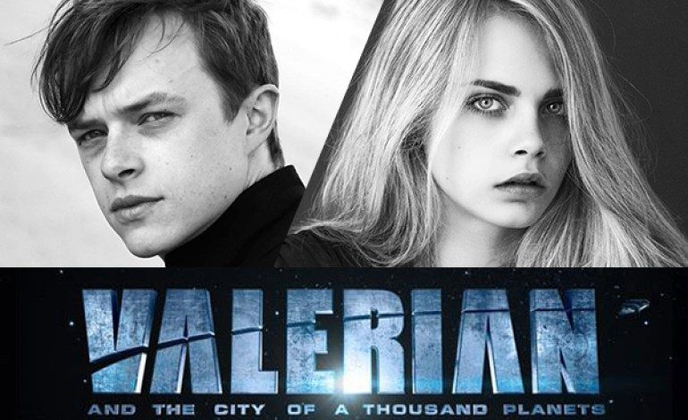Dane DeHaan, Cara Delevingne Take Leads in Luc Besson Sci-Fi 'Valerian'
