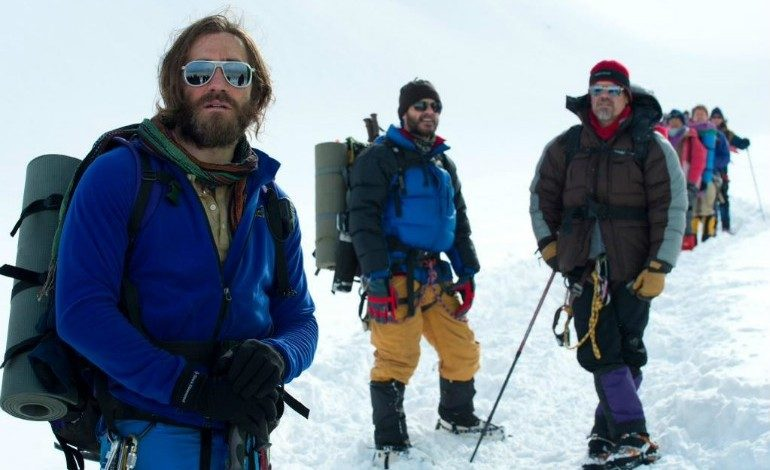 Check Out the First Trailer for 'Everest'