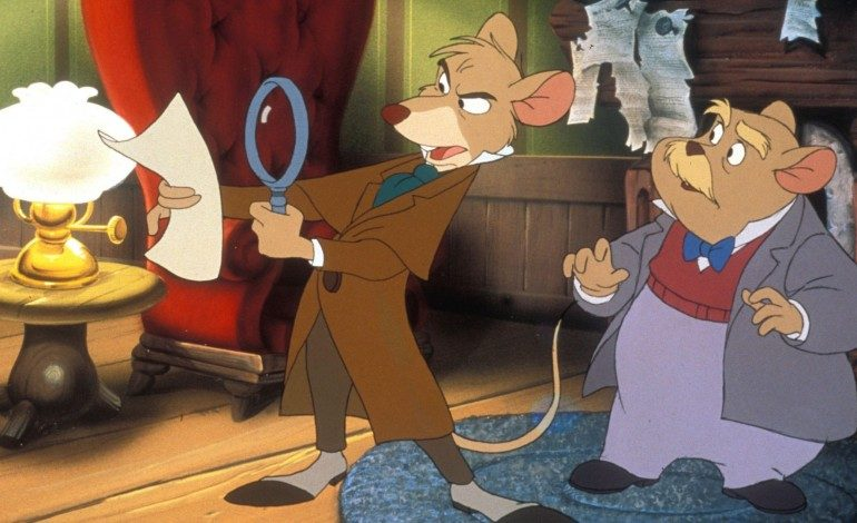 Director B-Side: Disney and 'The Great Mouse Detective'