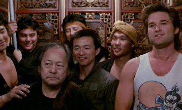Dwayne Johnson Is Looking to Star in 'Big Trouble in Little China' Remake