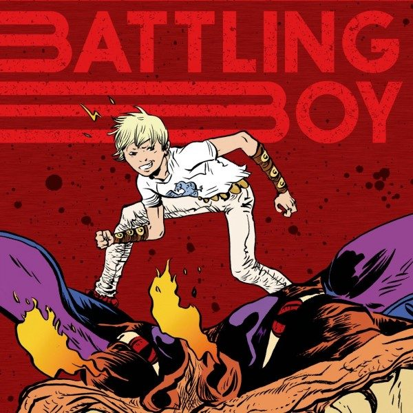 Paul Pope's 'Battling Boy'