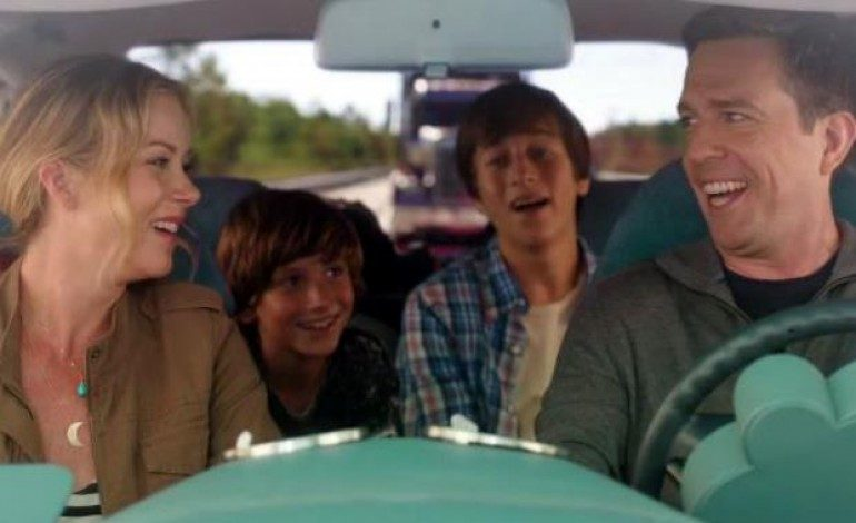 Check out the Raunchy Red Band Trailer for 'Vacation'