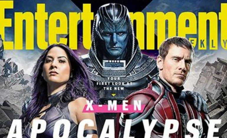 Check Out These New 'X-Men: Apocalypse' Photos