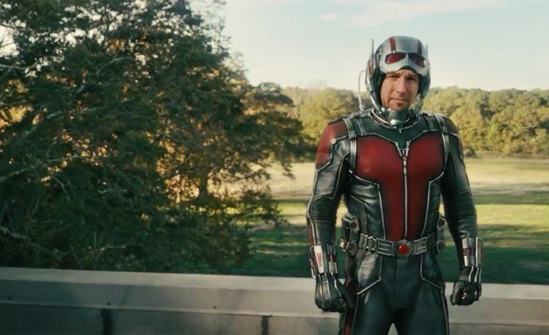 New 'Ant-Man' Trailer Mentions The Avengers