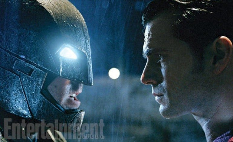 New Photos Surface From 'Batman v Superman'