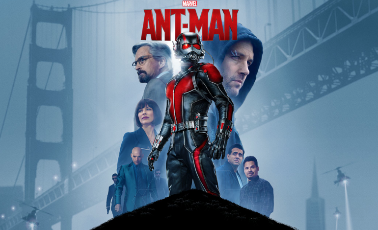 Movie Review – 'Ant-Man'