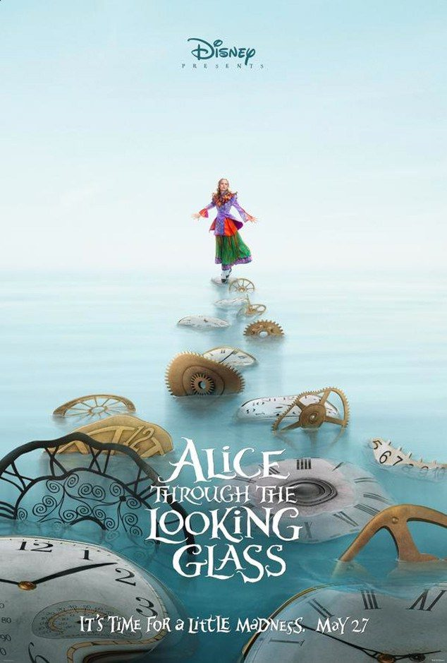 Mia Wasikowska as Alice Kingsleigh.